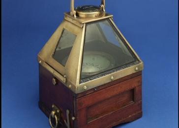 Acquisition of Captain Scott and Sir Ernest Shackelton artefacts for the the National Maritime Museum
