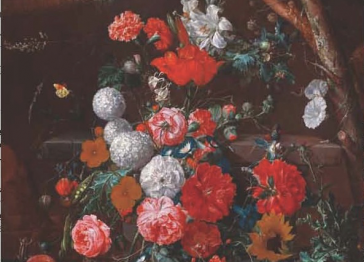 Cornelis de Heem painting to return to its historical home